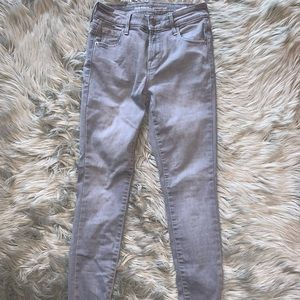 Grey Old Navy jeans